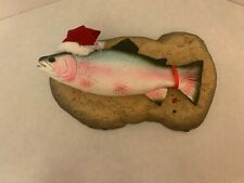 Travis the Singing Trout - Christmas Edition 1999 - Gemmy - Jingle Bells