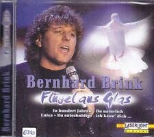 Bernhard Brink + CD + Flügel aus Glas + Tolles Album mit 14 starken Songs + NEU