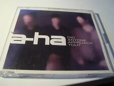 RAR PROMO SINGLE CD.  A-HA. DID ANYONE APPROACH YOU?.
