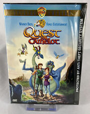 Quest For Camelot (DVD, 1998) BRAND NEW SEALED Special Edition Snap Case