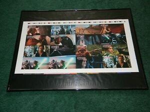 Return of the Jedi Willitts Film cel Uncut Sheet  Super Rare