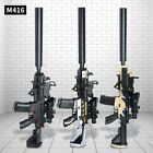 New M416 Electric Rifle Toy Gun Water Bullet Crystal For Kids - Gift