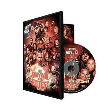 Official ROH Ring of Honor -Survival Of the Fittest 2015 Night 1 Event DVD