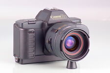 BEAUTIFUL CLASSIC CANON T80 + CANON AC 1.8 50 EXCELLENT + CLA SERVICED TESTED