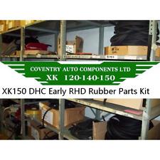 6798 E RHD   Jaguar XK150 DHC (Drop Head) Complete Rubber Parts Kit RPK150D