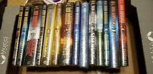 L. Ron Hubbard 14 Book Lot + 2 DVDs Dianetics, Scientology ALL SEALED NEW