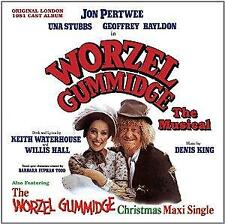 Worzel Gummidge - The Musical - Original London 1981 Cast Album (NEW CD)