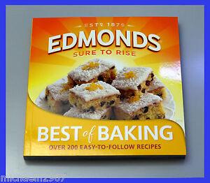 Edmonds Best of Baking - by Goodman Fielder