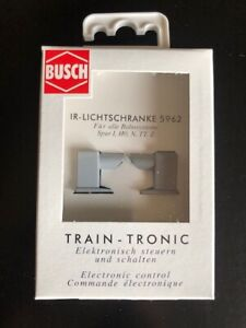 Busch 5962 H0 - Commande Electronic - Electronic Control -  #Neuf#