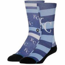 Stance Kansas City KC Royals Splatter Socks Medium 6-8.5 M558A17ROY-BLU-Blue-M