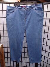 Gloria Vanderbilt Regular Fit Blue Jeans Size 20W...........................Z330