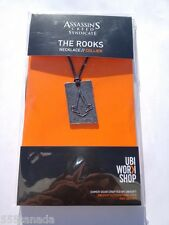 Assassins Creed Syndicate The Rooks Necklace - NEW in BOX - Medallion Origins