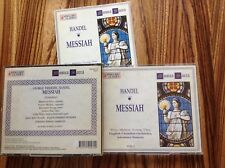 HANDEL - Messiah Vol 2 - English Chamber/ Somary - Vanguard Dutch '94 2xCD