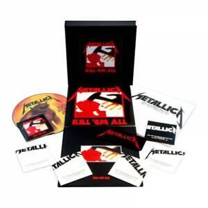 Metallica - Kill em all limited deluxe Boxset