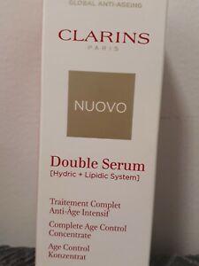 Clarins double serum 30ml.