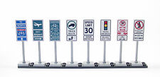 Lego Custom Road Signs Series 1 City Town