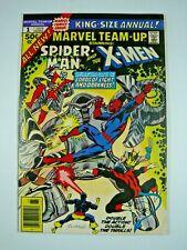Marvel Team-Up Annual #1 - Spider-Man & X-Men - VF - Marvel Comics