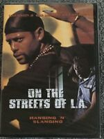 On The Streets Of L.A., NEW DVD