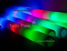 50  Lightup Flashing Glow Light Up Wands Wedding Nightclub Party Lot DJ Baton