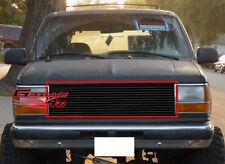 Fits 89-92 Ford Bronco 2/Ranger 90-94 Explorer Main Upper Billet Grille