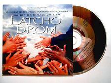 CD SINGLE B.O. FILM ▓ LATCHO DROM : SAT BHAYAN KI EK BEHANADLI II