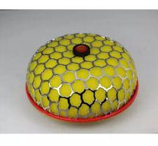 Yellow HKS mushroom intake power filter - 84mm fitting