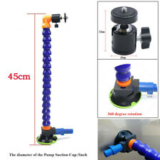 "3""Durable Hand Pump Suction Cup w/Flexible Gooseneck Pipe Heavy Duty Hammer Tool"