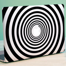"""SPIRAL Apple MacBook Decal Sticker fits 11"""" 12"""" 13"""" 15"""" and 17"""" models"""