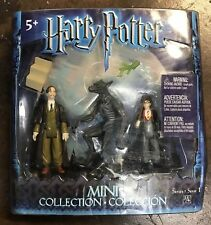 Harry Potter Magical Mini Collection Lupin Werewolf Harry 3 Pack Series 1 3/4