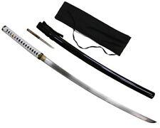 Japanese King Sword Black with Side Dagger Knife (SG-Kng)