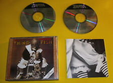 "2 CD ""FRANK tsappa-thing-fish"" 22 chansons (Drop Dead)"