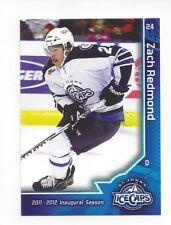 2011-12 St. John's IceCaps (AHL) Zach Redmond (Buffalo Sabres)