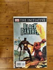 Marvel Black Panther The Initiative #28 Unread Condition 2007