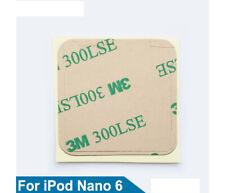 2x  iPod Nano 6th 6 Generation 3M Lcd Digitizer Glass Touch Screen Adhesive UK