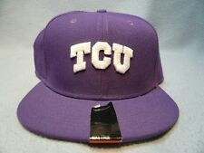 on sale d5040 42001 Nike TCU Horned Frogs True Vapor Sz 7 3 4 Fitted BRAND NEW hat cap