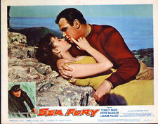 SEA FURY 11x14 lobby card LUCIANA PALUZZI/STANLEY BAKER original movie poster