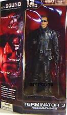 "McFarlane Terminator T-3 Movie 12"" Electronic Figure Schwarzenegger New 2003"