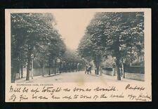 London Middlesex HARLESDEN Stonebridge Park Used 1903 u/b PPC