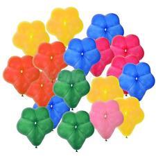 100 Pcs Flower Shape Latex Balloons Party Holiday Favours Decoration Ballon