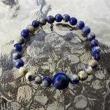Lapis Lazuli & Sodalite Wrist Mala Beads Healing Bracelet