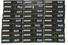 LOT 108GB HP SAMSUNG  405477-061  (27x4GB) PC2 5300 ECC FOR SERVER