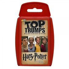 Top TRUMPS - Harry Potter and The Goblet of Fire 3 5.03691e 12