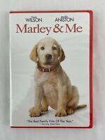 Marley  Me DVD 2009 Widescreen Owen Wilson Jennifer Aniston