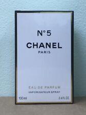 Chanel No.5 3.4 oz 100 ml Women's Eau de Parfum Spray