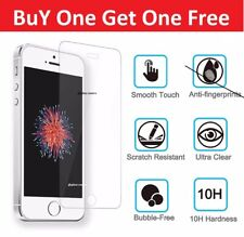 Screen Protector For Apple Iphone 5S 5 SE 5C – Tempered Glass 100% Genuine