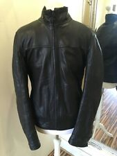 Mens Leather Dolce & Gabbana Jacket Immaculate Condition