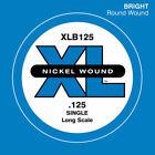 Corde au détail basse électrique D'addario XL Nickel Long 125 - XLB125