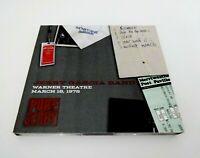 Jerry Garcia Band Warner Theatre 3/18/1978 Pure Jerry 6 JGB Grateful Dead 2 CD
