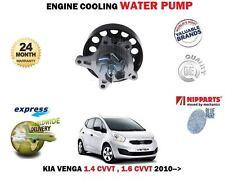 pour Kia Venga 1.4 1.6 CVVT Essence 2010- > Neuf moteur refroidissement