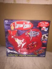 Captain Scarlet Spectrum Vehichle Soundtech Collectors Set
